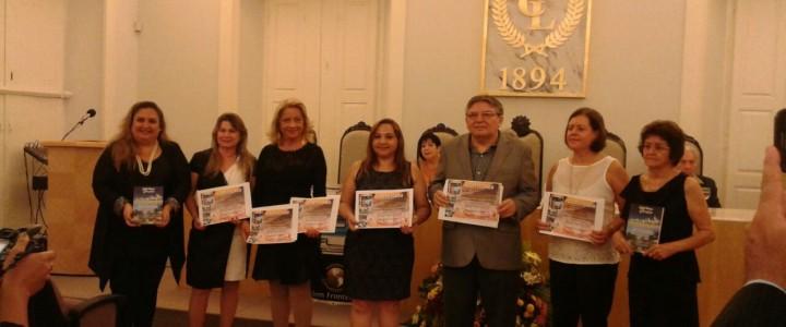 Integração Cultural Interestadual homenageia Fundação Vingt-un Rosado