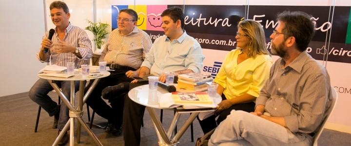 Fundação Vingt-un Rosado participa da Feira do Livro 2016