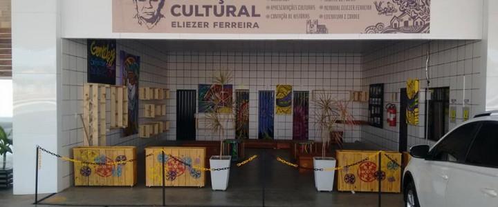 Novo espaço cultural e a Coleção Mossoroense