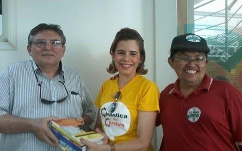 Passeio turístico Ginástica do Cérebro em parceria com a Fundação Vingt-un Rosado
