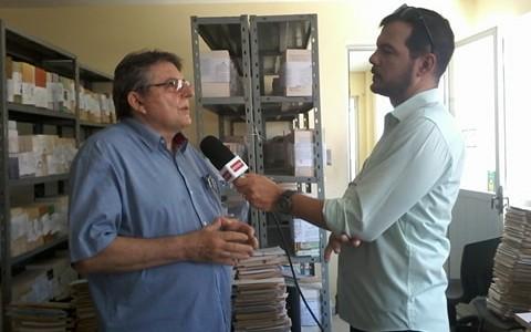 Fundação Vingt-un Rosado / Coleção Mossoroense é destaque em TV local