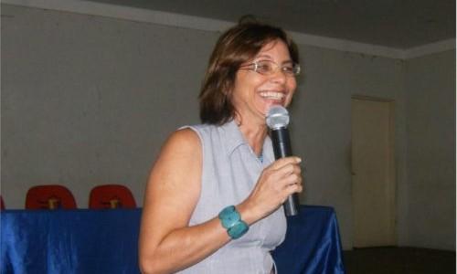 A professora aposentada Celicina Borges Azevedo será homenageada