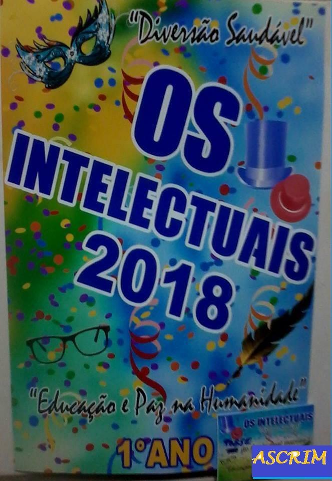 Intelectuais no carnaval